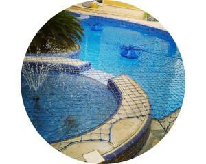 Pool safety net Al Barsha Dubai