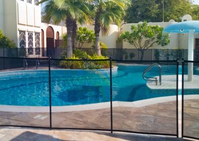 pool-fence-Jumeirah-Dubai