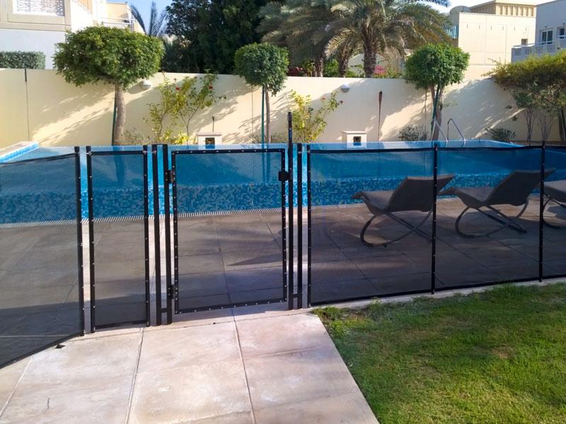 Aqua Fence Pool Safety