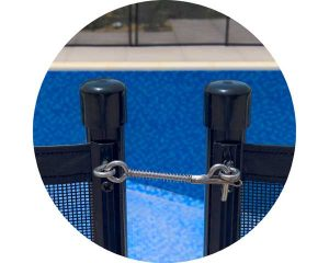 Best quality pool fence materials