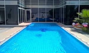 Pool safety net Al Barsha South, Dubai.