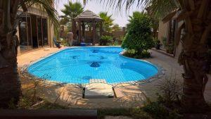 Pool safety net, Ras Al Khaimah