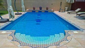 Pool safety net Ras Al Khaimah, Al Hamra, RAK.
