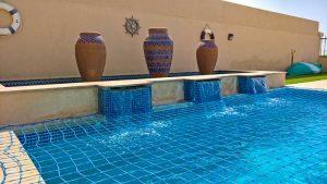 Pool safety net, Al Hamra, Ras Al Khaimah