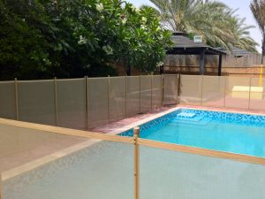 pool-safety-fence-beige