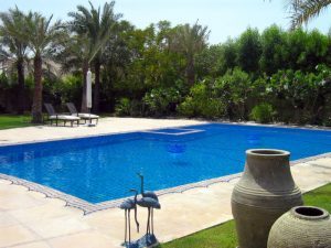 Aquanet pool safety at Emirates Hills
